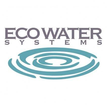 free vector Ecowater