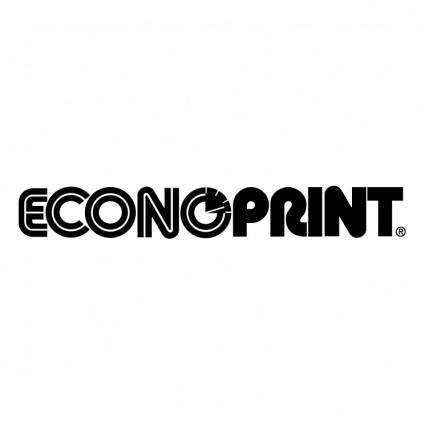 free vector Econoprint