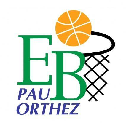 free vector Eb pau orthez
