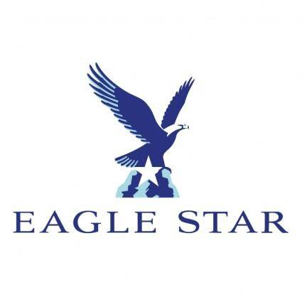 free vector Eagle star