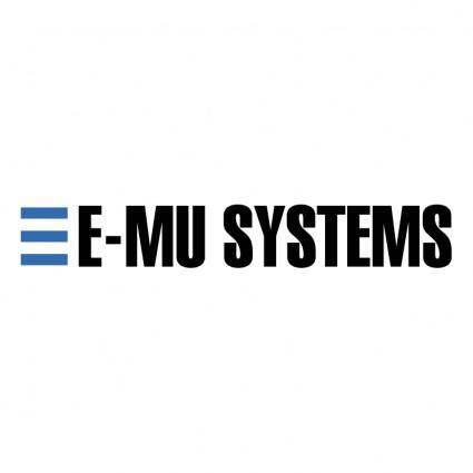 E mu systems