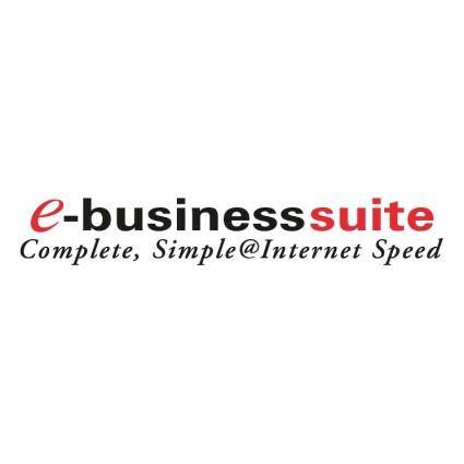E businesssuite