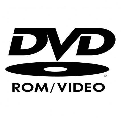 free vector Dvd romvideo