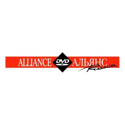 free vector Dvd alliance russia