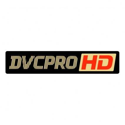 free vector Dvcpro hd