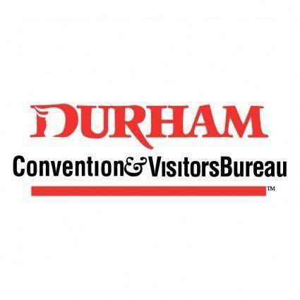 free vector Durham convention visitors bureau
