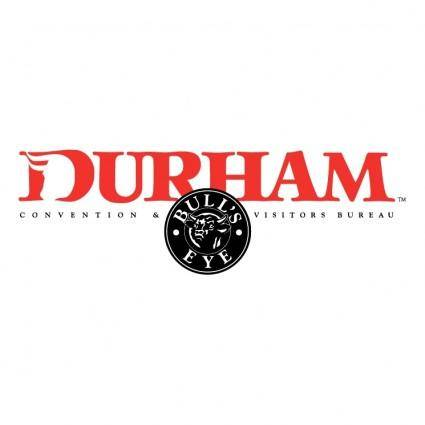 free vector Durham convention visitors bureau 0