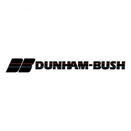 free vector Dunham bush