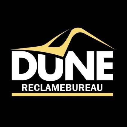 free vector Dune reclamebureau