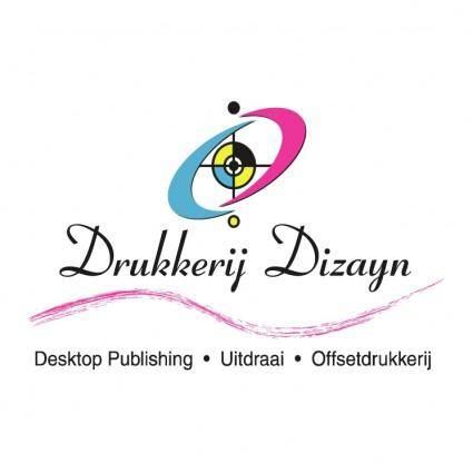 free vector Drukkerij dizayn