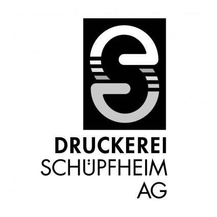 Druckerei schuepfheim