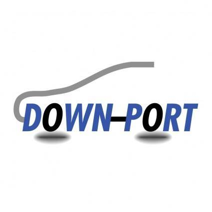 Down port