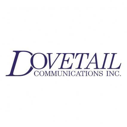 free vector Dovetail communications