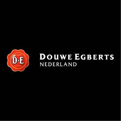 free vector Douwe egberts nederland