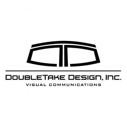 free vector Doubletake design 0