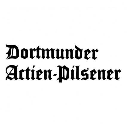 Dortmunder actien pilsener