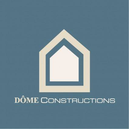 free vector Dome constructions