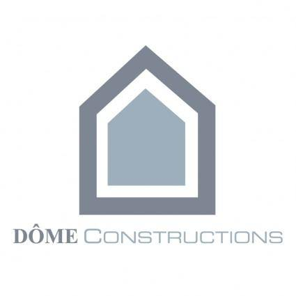 Dome constructions 0