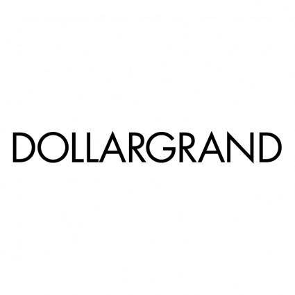 free vector Dollargrand