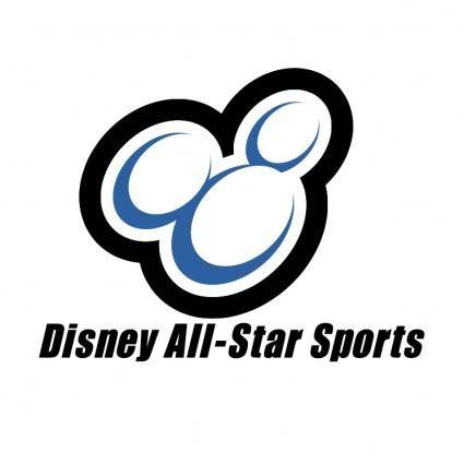 free vector Disney all star sports