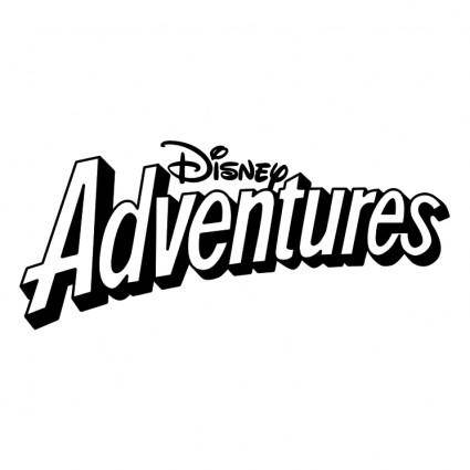 free vector Disney adventures