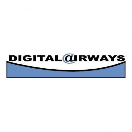 free vector Digitalairways