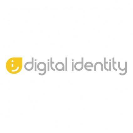 free vector Digital identity