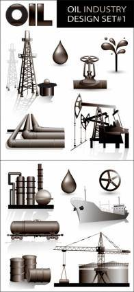 free vector Vector of petroleumrelated