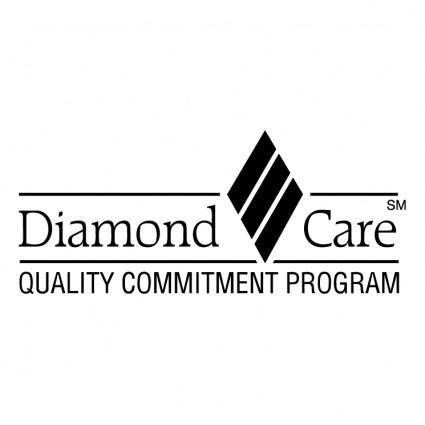 free vector Diamond care