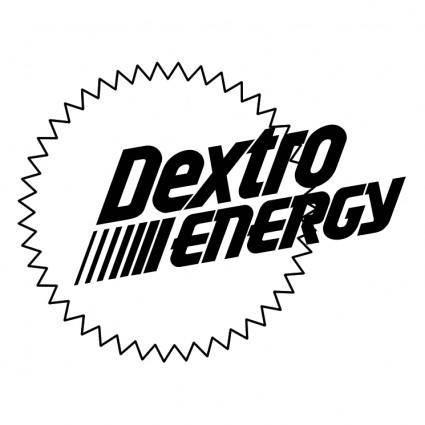 free vector Dextro energy