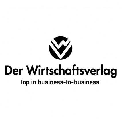 free vector Der wirtschaftsverlag