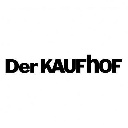 free vector Der kaufhof