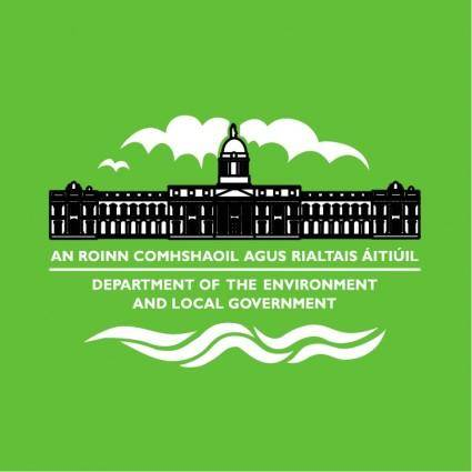 Department of the environment and local government 0