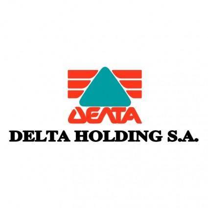 Delta holding sa