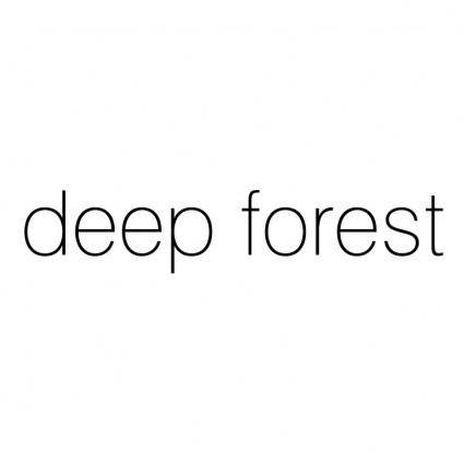 free vector Deep forest 0
