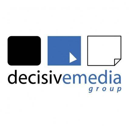Decisivemedia group