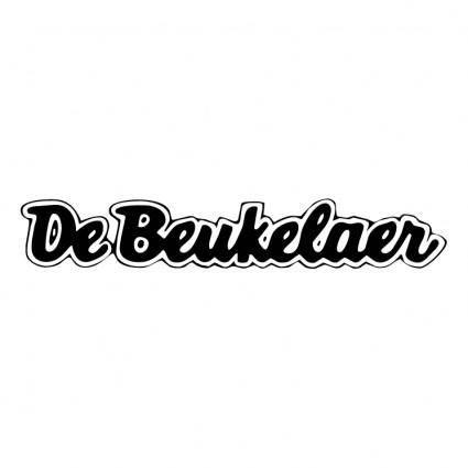 free vector Debeukelaer 0