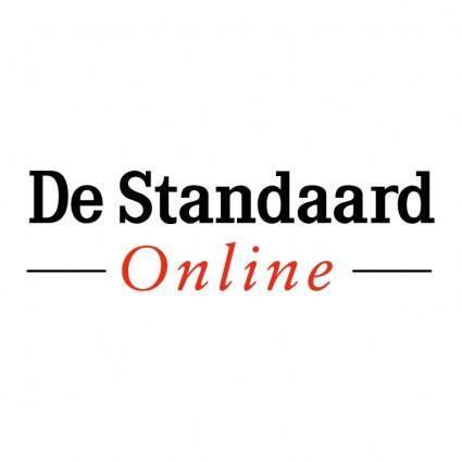 De standaard online