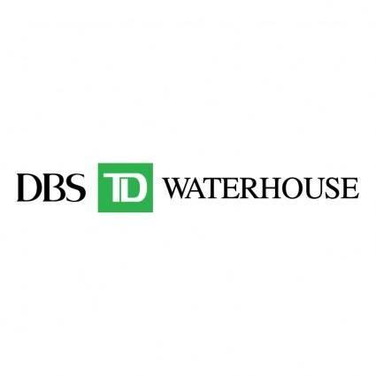 Dbs td waterhouse