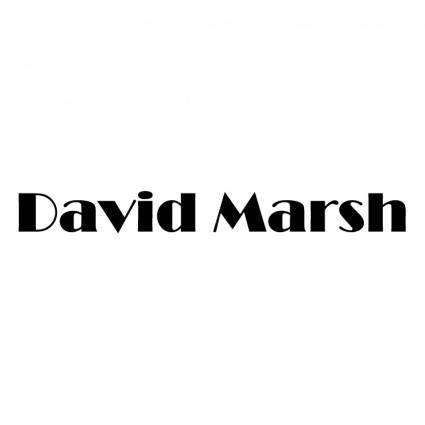 free vector David marsh