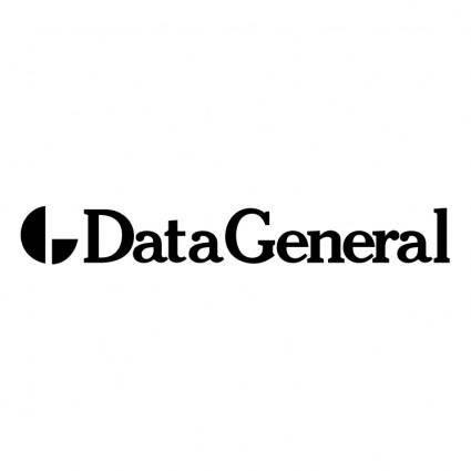 Data general 0