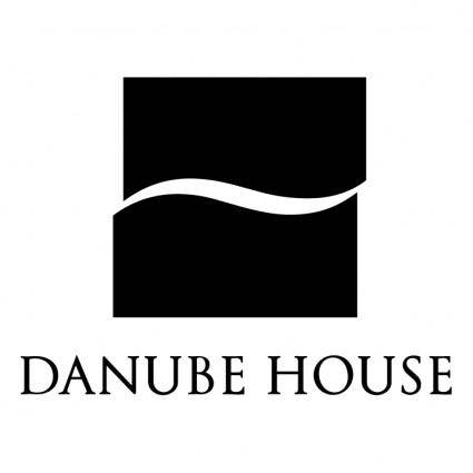 free vector Danube house