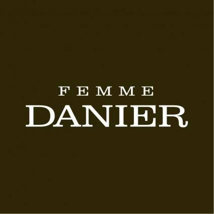 free vector Danier femme