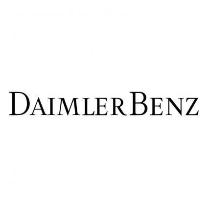 Daimler benz