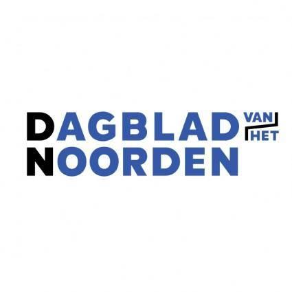 free vector Dagblad van het noorden