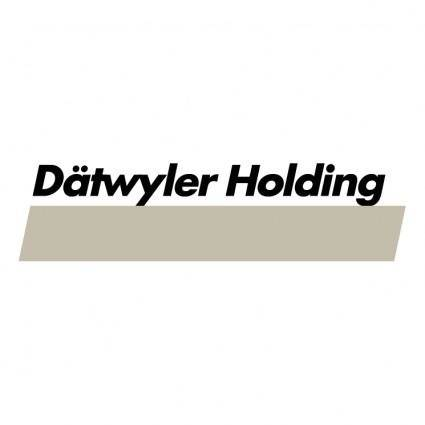 Daetwyler holding