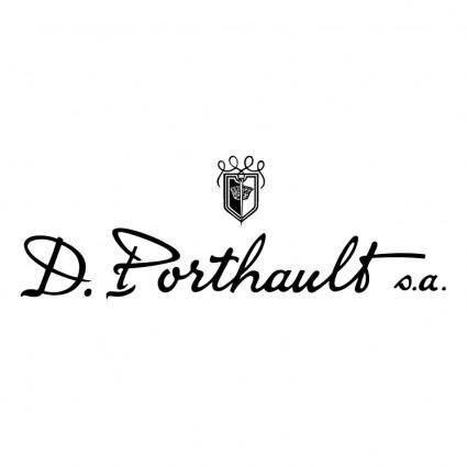 free vector D porhault