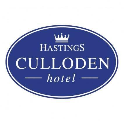 free vector Culloden hotel
