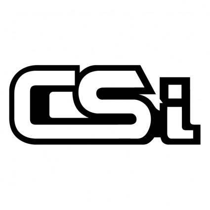 free vector Csi 1