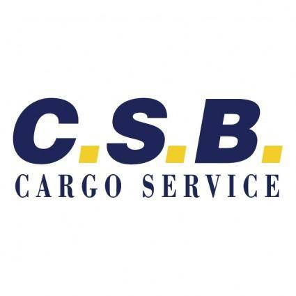 free vector Csb cargo service
